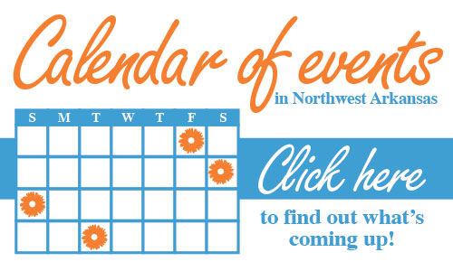 Northwest Arkansas Calendar of Events: September 2013