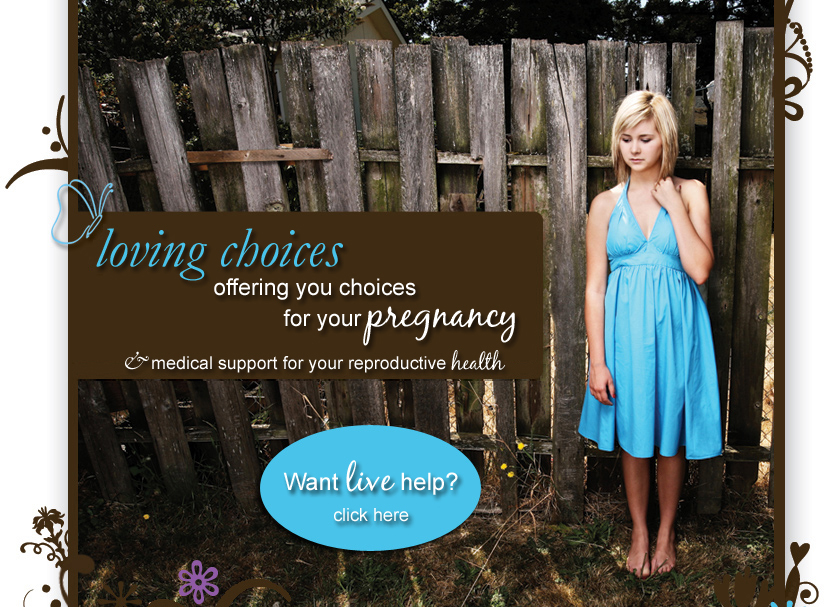 loving choices front page