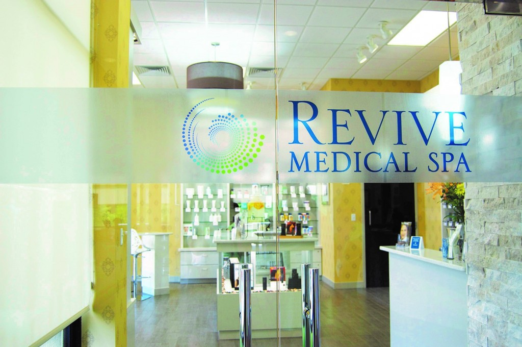 revive medical spa front