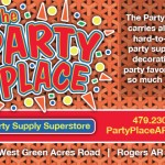 Grand Opening: The Party Place opens this Saturday!