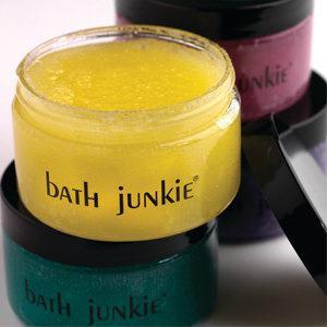 bath junkie scrub