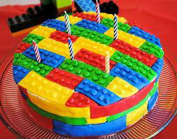 bricks 4 kidz bday cake