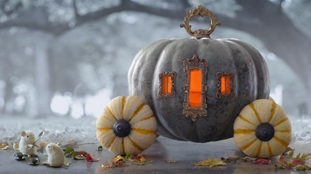 Hallmark pumpkin