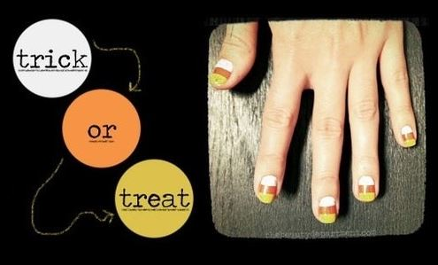 Halloween nails cropped