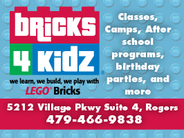 Bricks 4 Kidz has moved to Village on the Creeks!