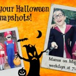 Mamas on Magic 107.9: Halloween week!