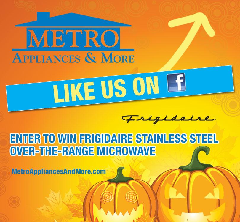 metro microwave giveaway