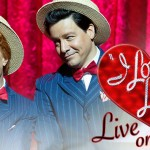 Giveaway: I Love Lucy Live on Stage