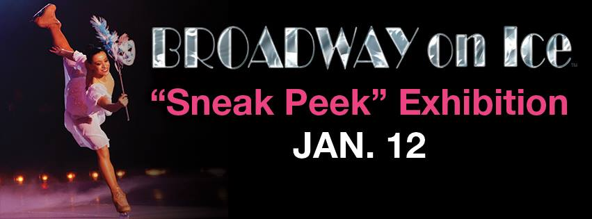 broadway on ice sneak peek