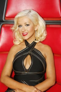 christina aguilera 2014