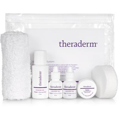 theraderm skin renewal travel system