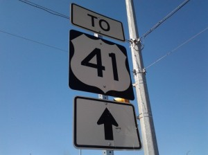41 sign