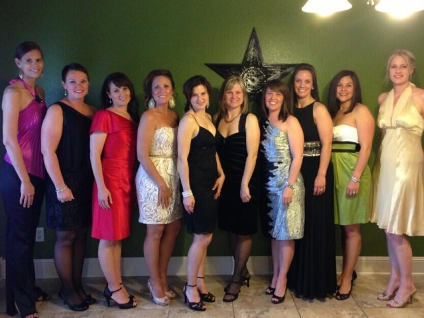 Nina's group