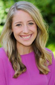Elizabeth Miller, intern (cropped)