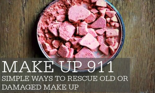 Beauty Buzz: Simple ways to rescue old or damaged makeup