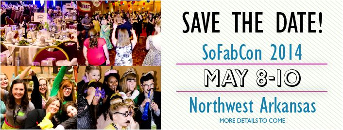 Sofabcon save the date
