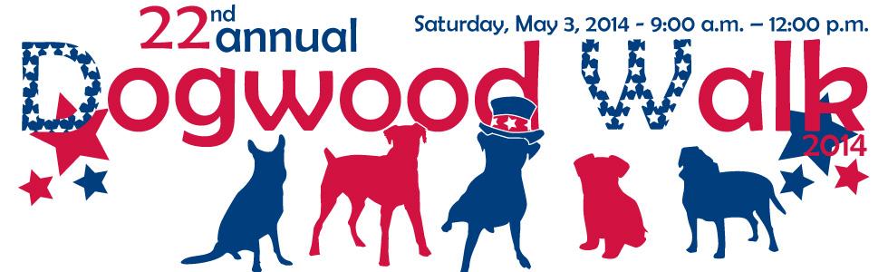 dogwood walk 2014