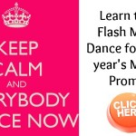 Video: Learn the Flash Mob Dance for NWA Mom Prom 2014!
