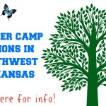 Ozark Natural Science Center offers camp options for nature loving kids and teens!