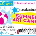 Abrakadoodle Summer Art Camps giveaway!