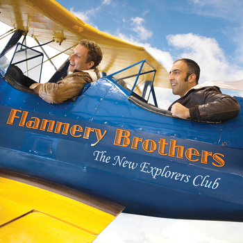 Flannery Brothers, New Explorers Club CD.