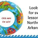 Swim Lessons in Northwest Arkansas