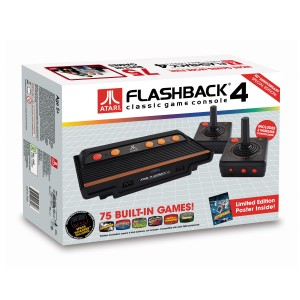 ATGAMES DIGITAL MEDIA INC. ATARI FLASHBACK 4