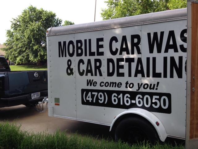 rav mobile detailing truck