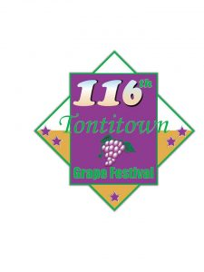 grape festival logo