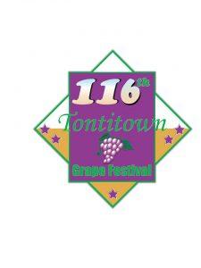 grape festival logo