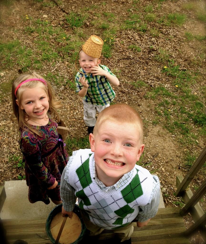 Lindsey's kids