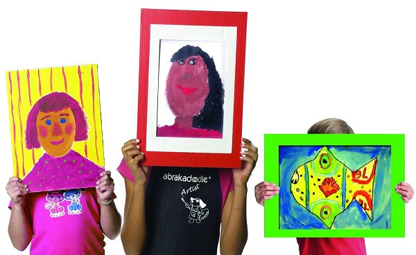 Abrakadoodle offers new art classes, including Pint-Sized Picassos