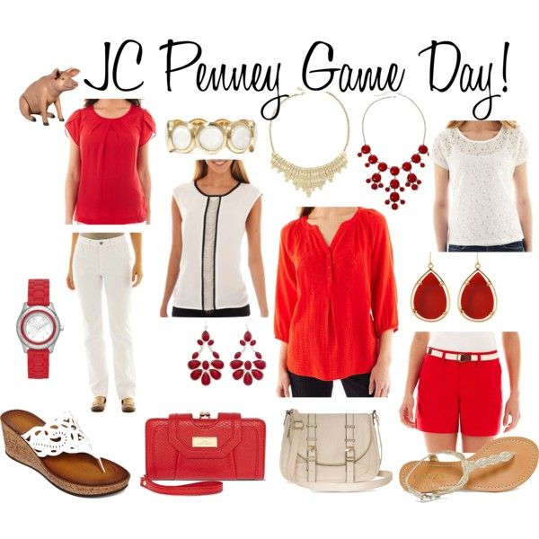 jc penney game day