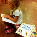Nervous about Kindergarten? These books might help.