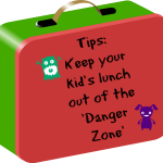 Tips to help keep your kid's packed lunch out of the 'Danger Zone'