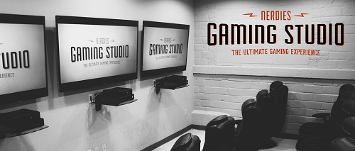 nerdies gaming studio