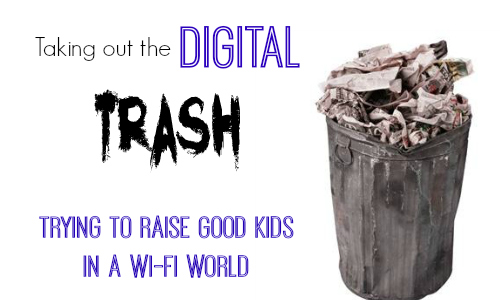 digital trash