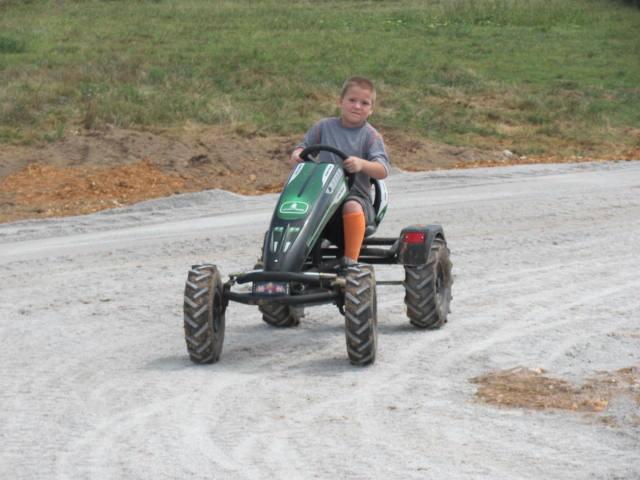 pedal karts