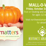 Mall-O-Ween offers safe, fun environment for trick-or-treaters on October 31st!
