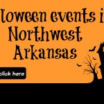 October 2014: Northwest Arkansas Calendar + Halloween events!
