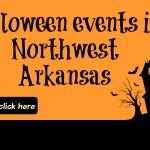 October 2014: Northwest Arkansas Calendar + Halloween events!