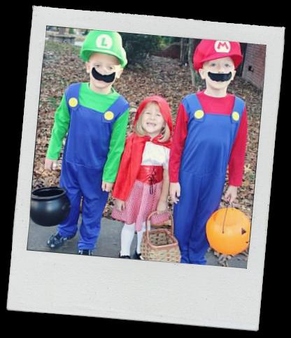 halloween polaroid2