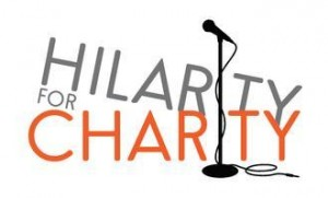 hilarity for charity logo