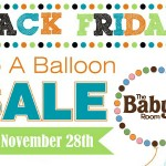 Baby's Room Black Friday Sale