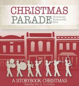 bville christmas parade
