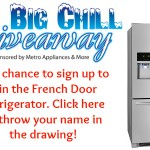 Giveaway: A new refrigerator from Metro!