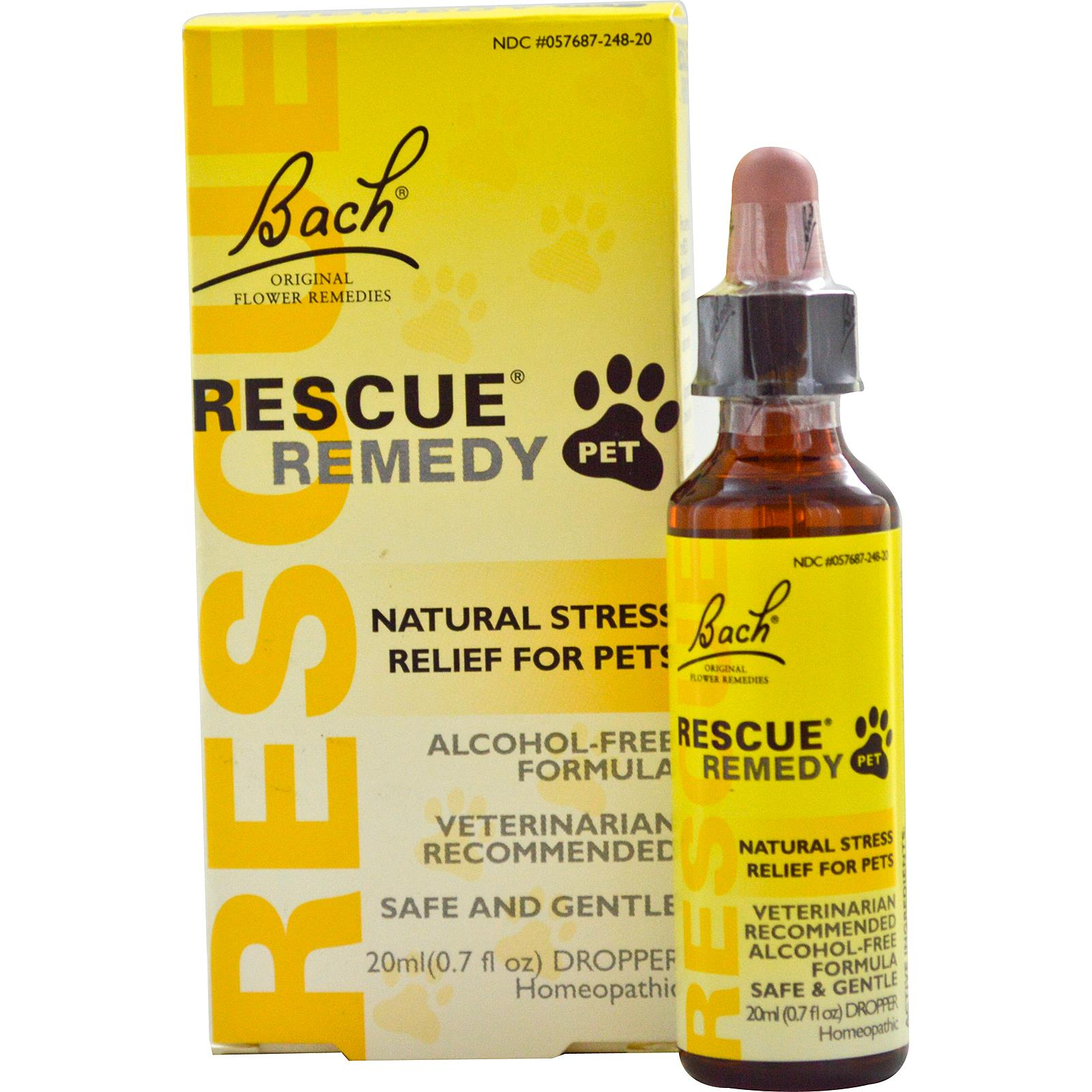 Can You Use Rescue Remedy On Dogs