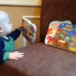 Baby Gear & Gadgets: Christmas books for the little ones!