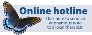 butterfly online hotline