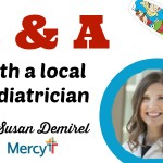 Q&A with Pediatrician Dr. Susan Demirel